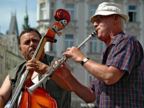 Prague: Street Jazz