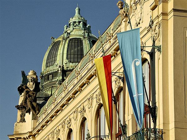 Prague: Municipal House