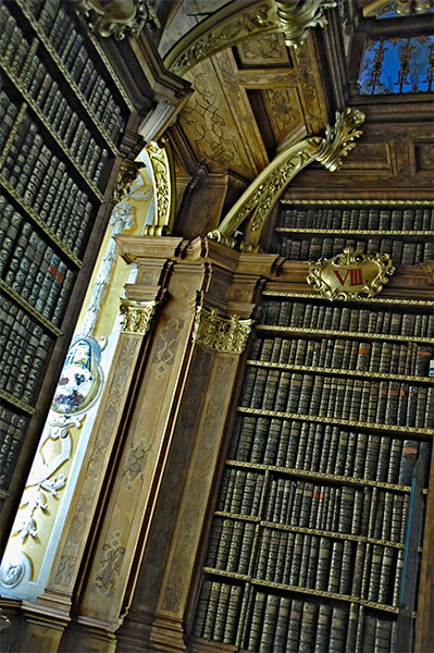 Melk: An Abbey Library