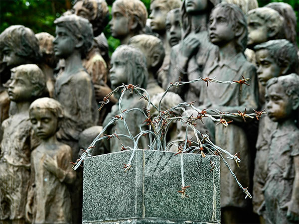 Lidice: Childrens War Memorial