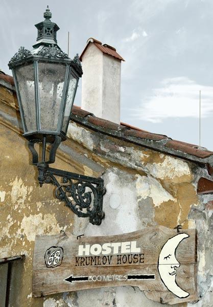 Cesky Krumlov: Hostel