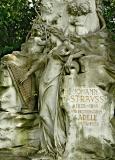 Vienna: Johann Strauss' Grave