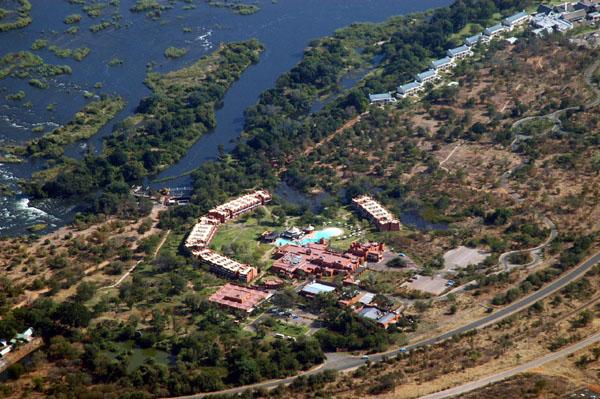 Zambezi Sun Hotel, Zambia