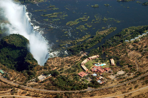 Victoria Falls and the Zambezi Sun