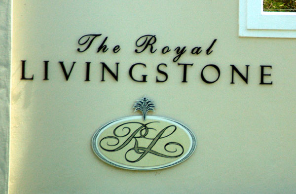 The Royal Livingstone Hotel