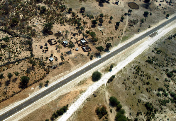 Caprivi Highway, Namibia