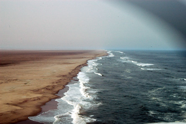 Continuing down the coast towards Meob Bay where we turn inland for Sossusvlei