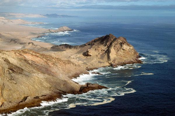 Dolphin Head, Namibia (25 44S)