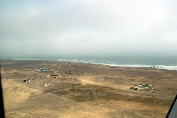 Terrace Bay, Skeleton Coast