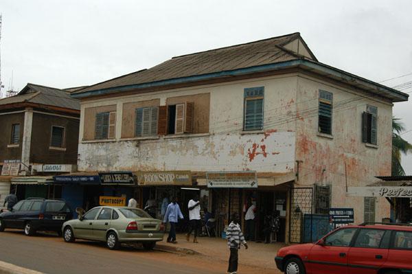 Circle Bookshop, Accra