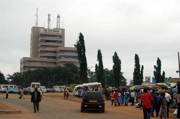GCB Tower, Nkrumah Circle, Accra