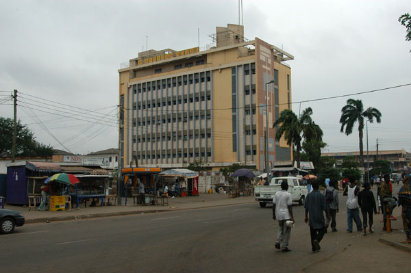 African House, Kwame Nkrumah Avenue, Accra