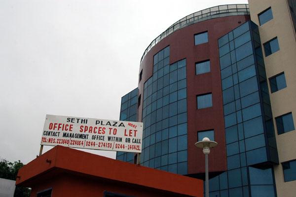 Sethi Plaza, Hwame Nkrumah Avenue, Accra