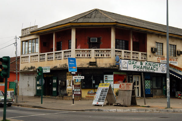 Day & Knight Pharmacy, Kwame Nkrumah Ave.