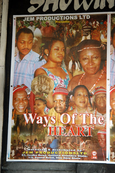 Poster for Ways of the Heart