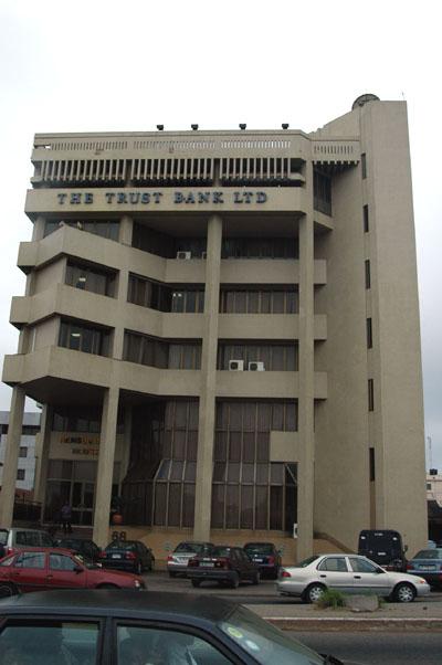 The Trust Bank, Ltd. Accra