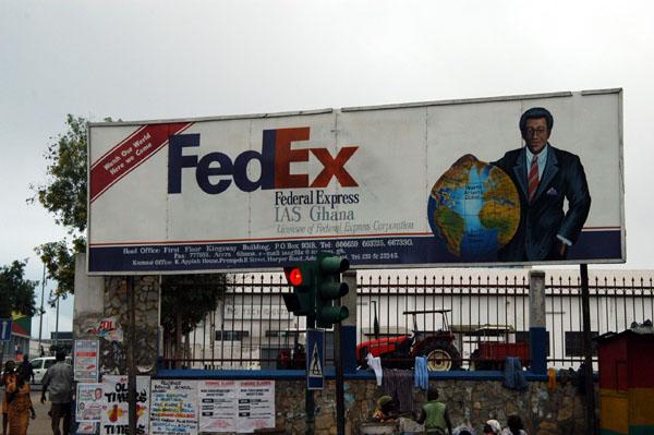 FedEx Ghana