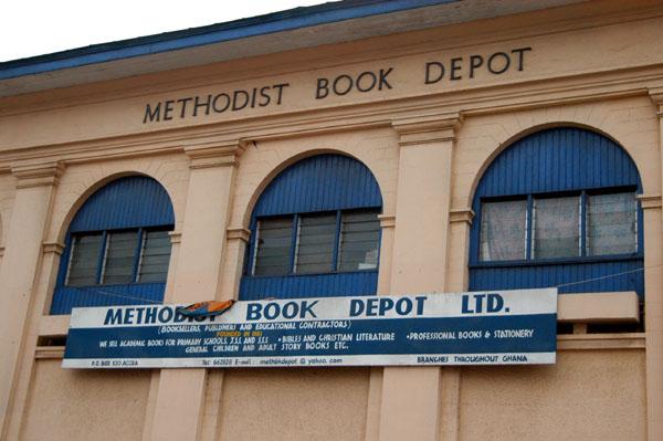 Methodist Book Depot, Accra