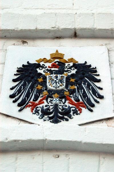 German Imperial Coat-of-Arms, Namutoni Fort
