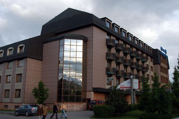 Hotel Poprad, Partizanska ulica 677/17, 058 01 Poprad