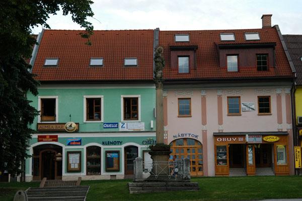 Poprad - St. Egidius Square