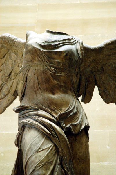 Winged Victory of Samothrace, early 2nd C. BC