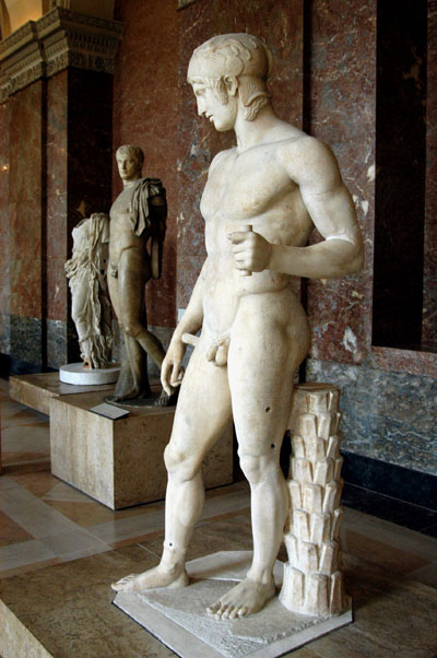 Ares, 1st-2nd C. AD