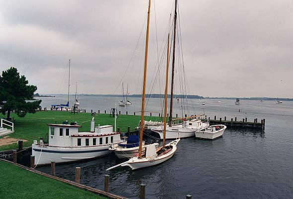 St. Marys City, on the Eastern Shore of Maryland