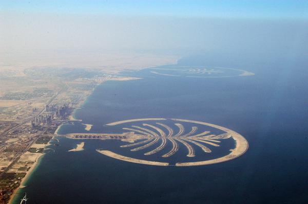 Palm Jumeirah and Jebel Ali Oct 05