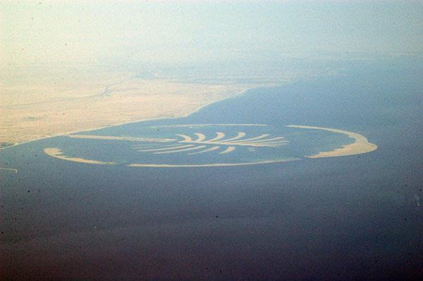 Palm Jebel Ali Oct 2005