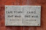 Cape Town to Cairo