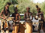 Zambian musicians, Zambezi Sun