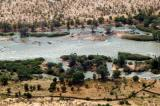 Kunene River (Rio Cunene) Namibia/Angola