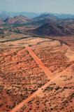 Epupa Falls airstrip, Namibia