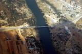 Okavango River Bridge, Caprivi Strip, Namibia