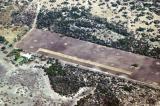 Airstrip near Popa Falls, Namibia