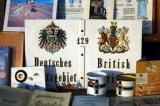German colonial memorabilia, Peter's Antiques