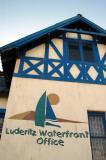Lüderitz waterfront