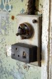 Electrical outlet and switch