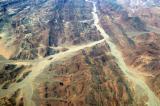 Dry valleys, Kaokoveld, Namibia