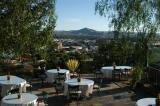 Terrace of the Heinitzburg Hotel, Windhoek