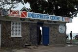 PADI Underwater Centre at the Coral Strand Hotel