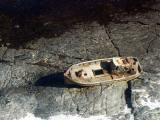 Wreck of a fishing boat, Sperrgebiet