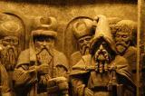 Detail of Twelve-Year-Old Jesus Teaching in the Temple