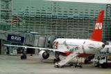 LTU A320 Bayer-Leverkusen at FRA