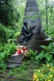 Monument in Grunwald Park, Zakopane