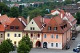 South end of Town Hall Square, Bardajov