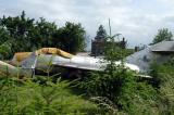 Junked Czechoslovak MiG's in Prešov, Slovakia 5/2005