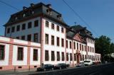 Schillerstraße, west of Kleine Langgasse & Mainz