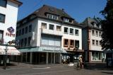 Fußgängerzone Mainz - Schillerplatz/Emmeransstraße